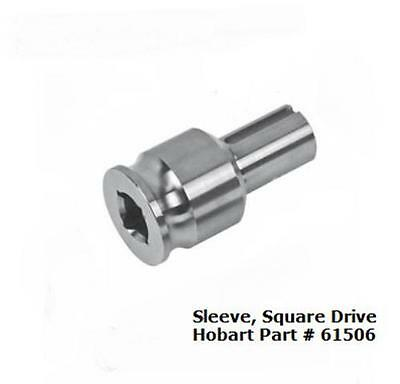 Sleeve Square Drive For Hobart H600 P660 L800 Mixers Part 61506