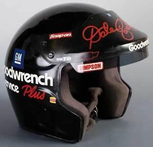 Dale Earnhardt Sr Racing Helmet.
