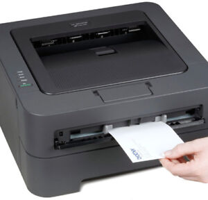 Brother Laser Printer with Wireless Networking - $75