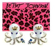 Betsey Johnson Octopus