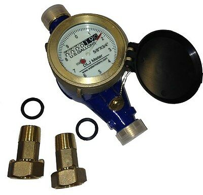 Bronze Water Meter Newaccurate And Reliable No Lead Bronze