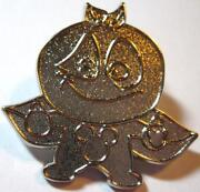 Disney Orange Bird Pin