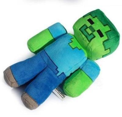 "Minecraft Zombie 12"" / 30cm Plush Soft Toy Perfect Gift A doll Stuffed toys B7"