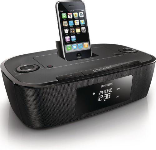 iphone 4 docking station speaker ebay. Black Bedroom Furniture Sets. Home Design Ideas