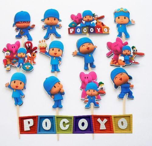 Pocoyo Cake | eBay