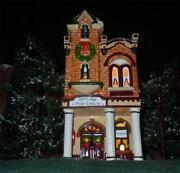 Dept 56 Snow Village Post Office