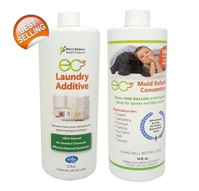 Micro Balance EC3 Mold Concentrate & Laundry (Additional Cast)