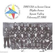 1960 Olympic Hockey