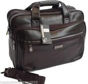 Mens Leather Laptop Messenger Bags