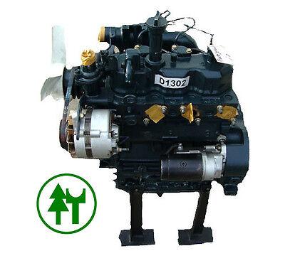 Dieselmotor Motor Kubota D1302 29,7PS 1299ccm gebraucht Diesel (Kubota Diesel Motor)