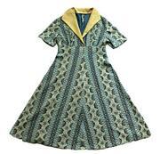 Vintage 60s Dress