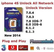 iPhone 4 Orange Unlock