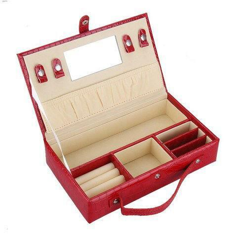 Travel Jewellery Case Ebay