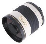 800mm Mirror Lens