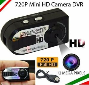 Mini 720P HD Digital Spy Camera Recorder Camcorder