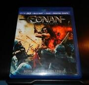3D Blu Ray Movies Conan