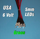 DC Industrial LEDs, LCDs & Display Modules