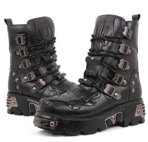 Punk Rock Boots Ebay
