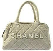 Chanel Authentic White Handbag