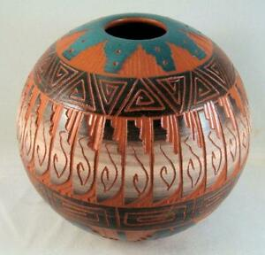 Native American Pottery | eBay