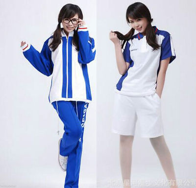 The prince of tennis SEIGAKU Uniforms Cosplay Costume Full - Costume Of Prince