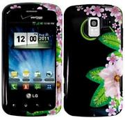 LG Optimus Slider Pink Case