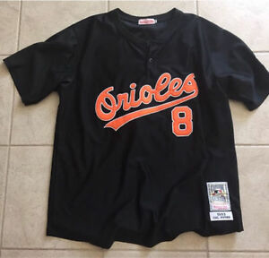 Cal Ripken Jr Orioles Jersey