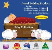 Wool Cot Quilt