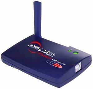 Network Everywhere NWU11B Wireless-B USB Adapter