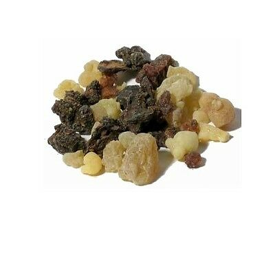 Frankincense and Myrrh - Resin Incense 2 oz