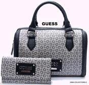 Guess Handbag with Matching Wallet