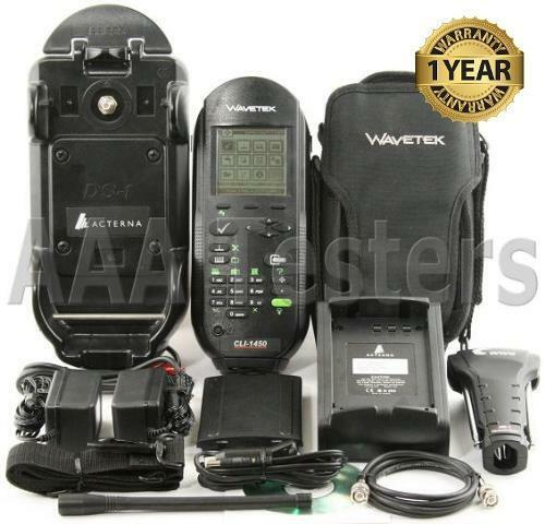 Wavetek JDSU CLI-1450 Cable Signal CATV Meter CLI1450