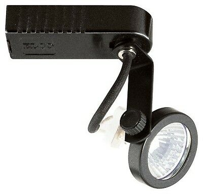 Voltage Track Lighting Fixture - GIMBAL RING TRACK LIGHTING FIXTURE LOW VOLTAGE  BLACK