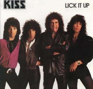 Lick It Up (Ltd.Back To Black Vinyl) von Kiss (2014) Vinyl LP Neuware