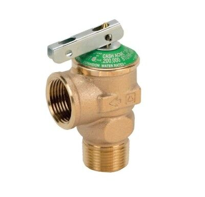 34 Pressure Relief Valve Perfect For Tankless Water Heaters Fwl-2