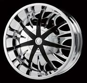 Black 20 inch Wheels