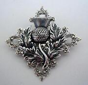 Vintage Silver Kilt Pins
