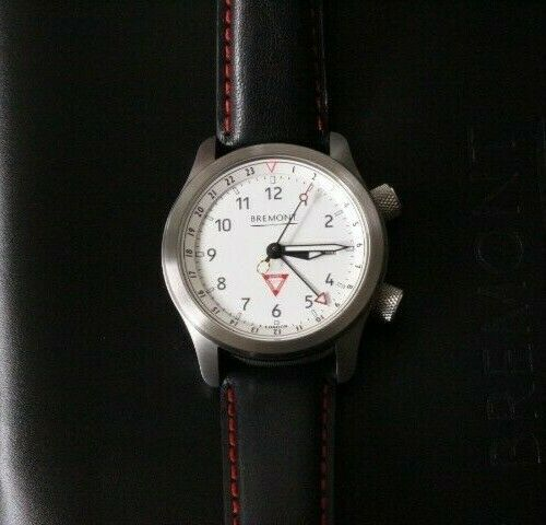 Bremont Martin Baker 10th Anniversary Watch (MBIII/LE) – Mint w/ Warranty!!! - watch picture 1
