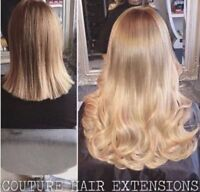 NY/TO COUTURE EXTENSIONS - HIGH QUALITY EUROPEAN HAIR