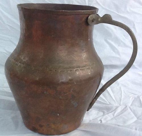 Copper Vase Ebay