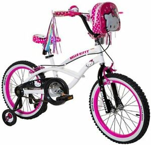 Hello Kitty 16 Inch Bike!! Excellent Condition only $90!!
