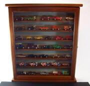 Diecast Wood Display Case