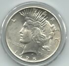 Uncirculated Peace Dollar Uncertified US Coin Errors