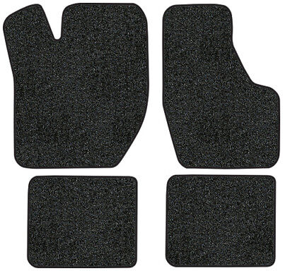 1993-1995 Oldsmobile Cutlass Supreme Floor Mats - 4pc -Cutpile - 1993 Oldsmobile Cutlass Convertible