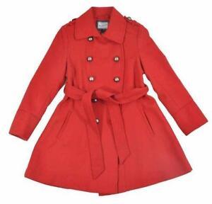 3aa5fe9e Girls Pea Coat Size 12