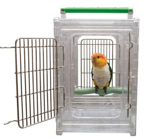 Bird Travel Cage Ebay