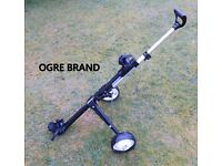 GOLF TROLLEY STROLLER--REDUCED