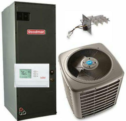 Goodman 2 Ton Heat Pump Ebay