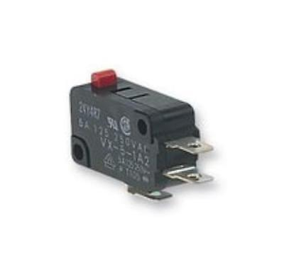 Omron Electronic Components Vx5-1a2 Microswitch Pack Of 2