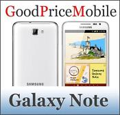Samsung Galaxy Note White Unlocked